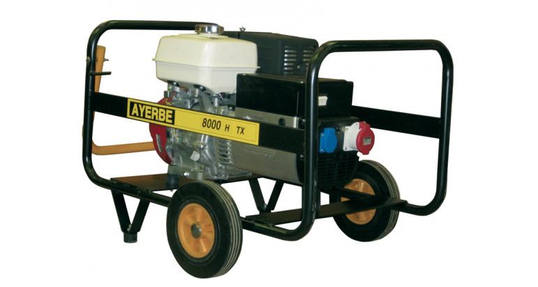 Generador Ayerbe 8000 H