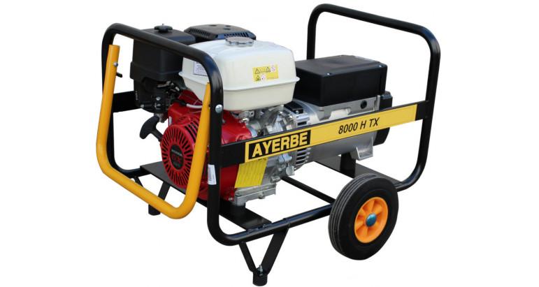 Generador Ayerbe 8000 H TX