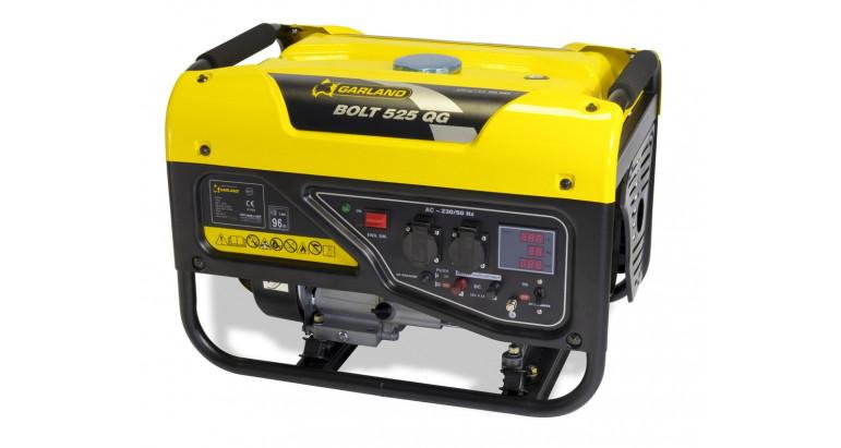 Generador de luz gasolina Garland Bolt 525 QG