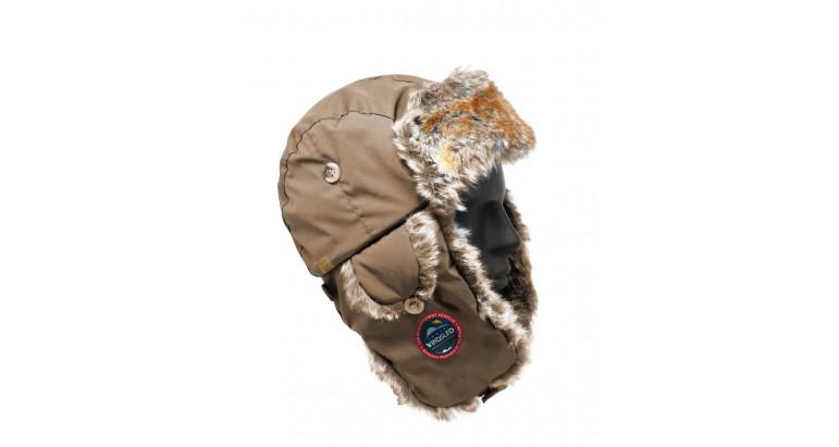 Gorro invierno con pelo y cubre orejas Altus Dempo