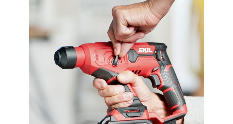 3810GA Martillo percutor Skil con 3 funciones, atornillado, taladro y taladro percutor