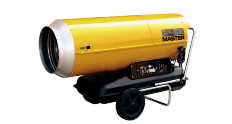 Cañón de gasoil Master B230 con 56000 Kcal
