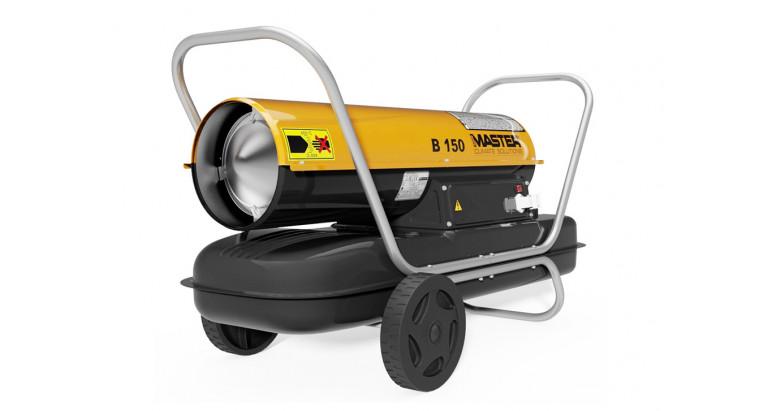 Master B150 cañón de calor Master