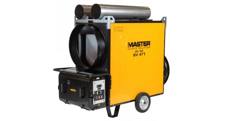 Generador de calor Airbus Master BV 471 FS de 1 salida