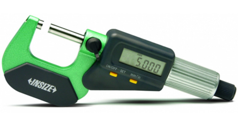 Micrometro exterior Insize 3109