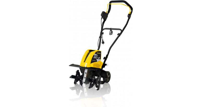 Motoazada eléctrica para trabajar la tierra marca Garland MULE 561 E-V20