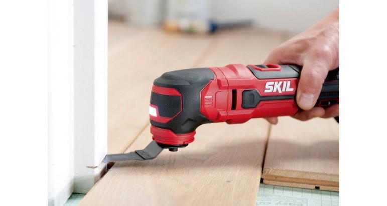 Skil 3620CA multiherramienta profesional para trabajos de corte, serrado y lijado