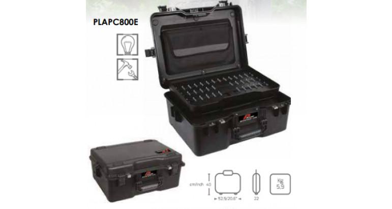 caja de herramientas plapc800e. Plano