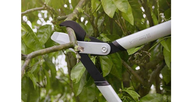 Podaderas de dos manos Fiskars para ramas de hasta 4 cm LX92
