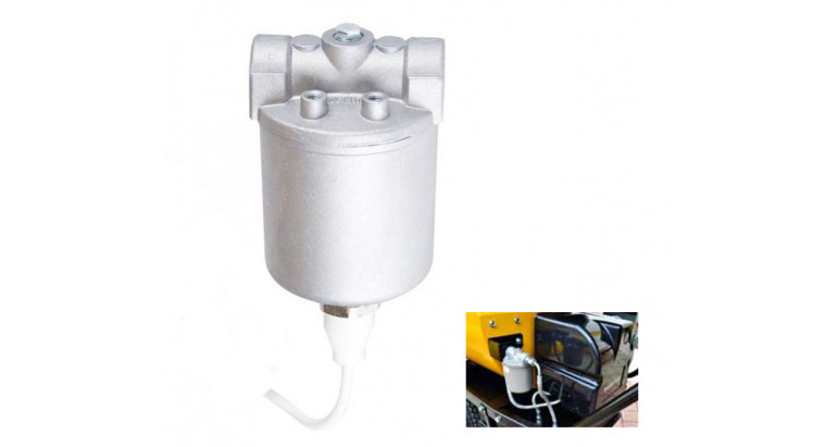 4100.827 Precalentador de combustible gasoleo Master para cañones de calor