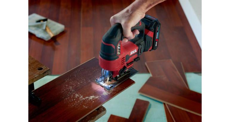 Sierra de calar Skil 3420AA perfecta para trabajos en madera