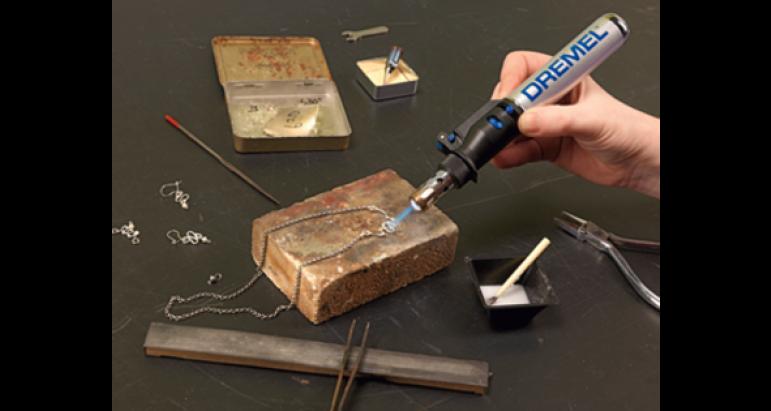 DIY soldador mini