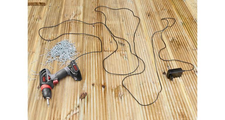 Atornillador batería bricolaje Skil con 17 par de aprietes