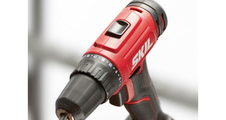Skil 2740AA taladro atornillador batería con dos velocidades