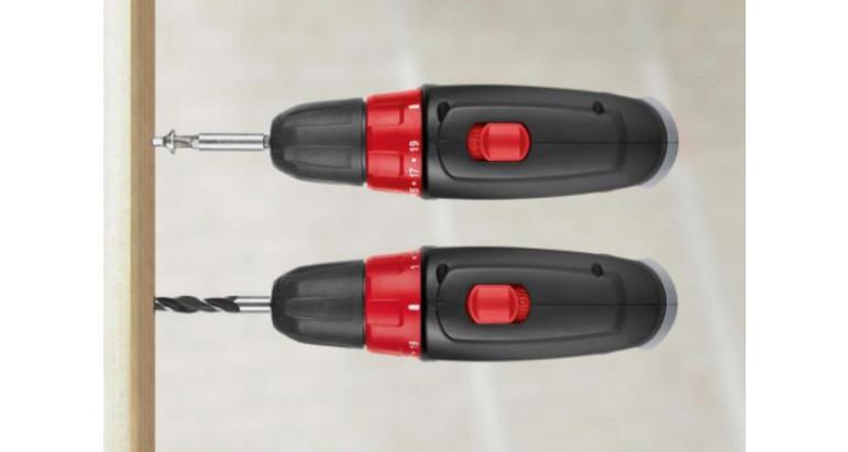 Atornillador taladro Skil 2832AA a  batería con dos velocidades