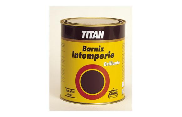 BARNIZ INTEMPERIE 0,5 L