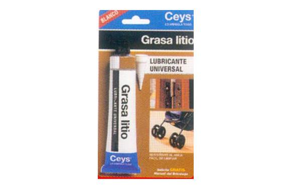 GRASA LITICA BLANCA CEYS 120 G
