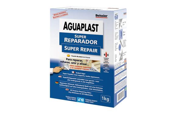 AGUAPLAST SUPER REPARADOR 1 KG/POLVO