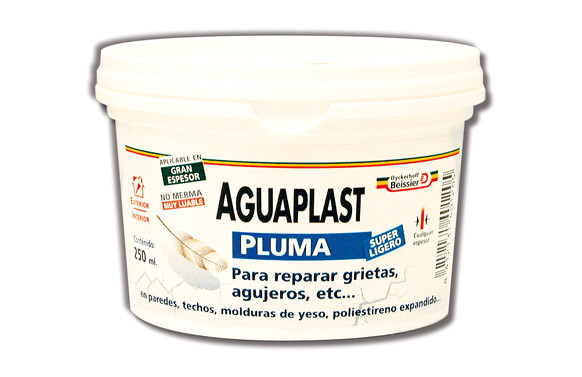 AGUAPLAST PLUMA EN PASTA 2163-250 ML