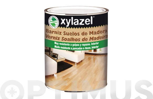 BARNIZ PARQUET 750 ML SATINADO