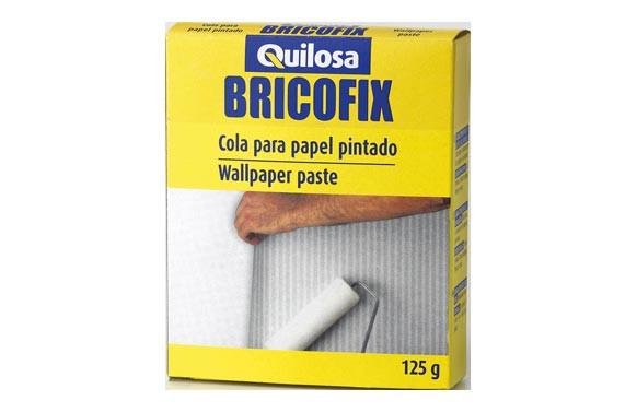 COLA PAPEL PINTADO BRICOFIX 125 G