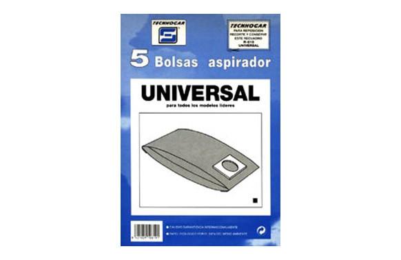 BOLSA ASPIRADOR UNIVERSAL 5 UDS