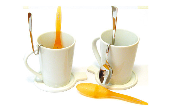 Conjunto de Tazas de té + filtro + plato