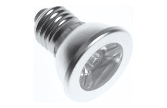 LAMPARA 1 LED 1W 230V/50HZ 60 E-27 LUZ BLANCA (4000K)