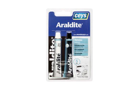 ADHESIVO ARALDIT METAL 808047 GR