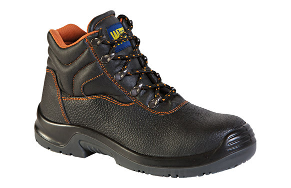 BOTA PIEL NEGRA SAFEMASTER BASIC HIGH S1 T-43 (ERIC)