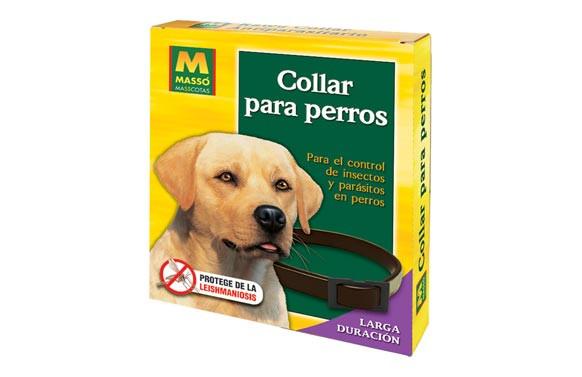 COLLAR ANTIPARASITOS PERROS