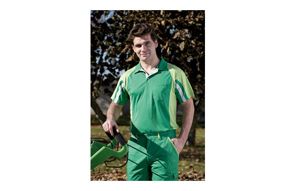 POLO COOLWAY TRANSPIRABLE JUBA 925-T.XL VERDE