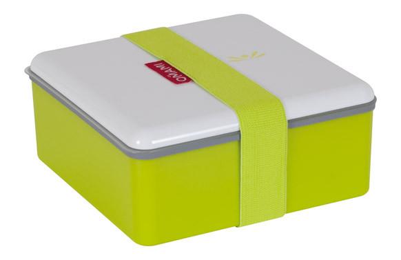 CONTENEDOR LUNCH BOX 1.1L CUADRADO 71776-VERDE