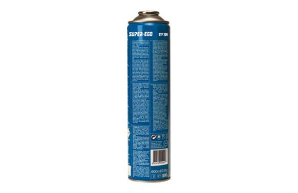 CARTUCHO GAS DESECHABLE CON VALVULA 600 ML BPT300/338 GR