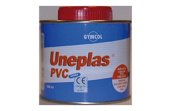 ADHESIVO PVC UNEPLAS 500 ML PINCEL