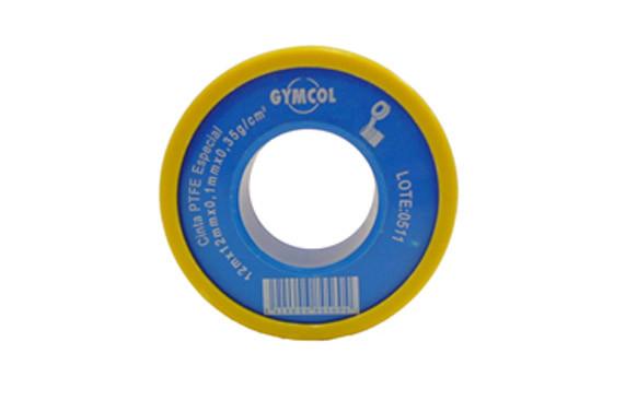 CINTA PTFE (TEFLON) 12MX12MMX0,1