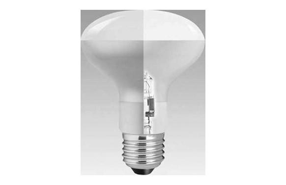 LAMPARA HALOGENA ECO REFLECTORA LAES 28W E14 R50