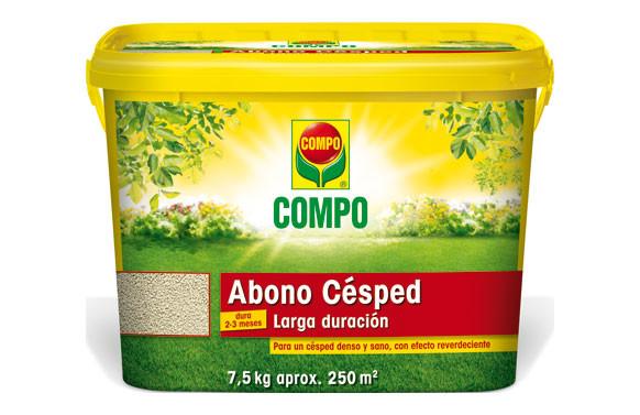 ABONO CESPED GRANDES JARDINES BOX7,5KG