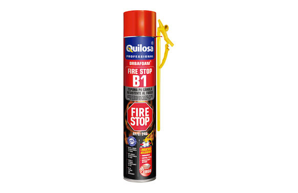 ESPUMA PU ORBAFOAM FIRE STOP CANULA 750ML