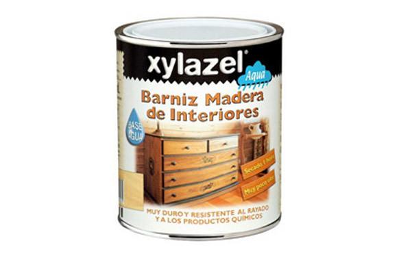 BARNIZ AL AGUA INTERIOR 750 ML INCOLORO BRILLANTE