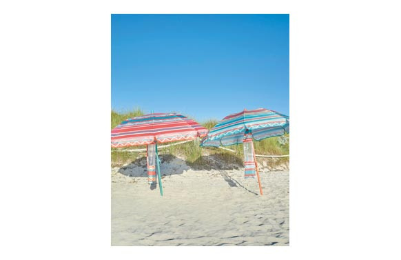 PARASOL - SOMBRILLA PLAYA PLEGABLE MINI 180CM COLORES SURTIDOS UPF50+