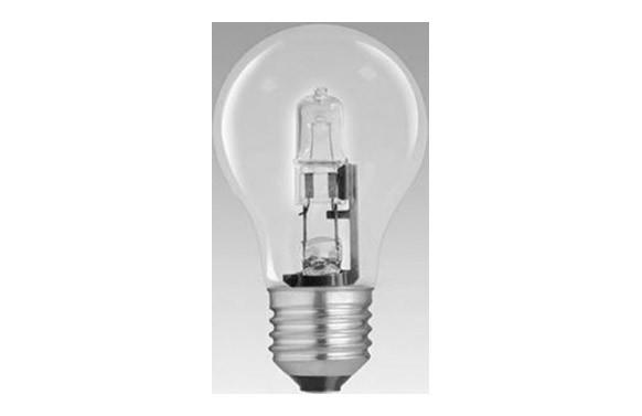 LAMPARA ECO HALOGENA GLOBO 105W E27