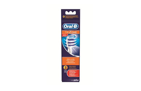 CEPILLO DENTAL RECAMBIO ORAL-B EB30-3 TRIZONE
