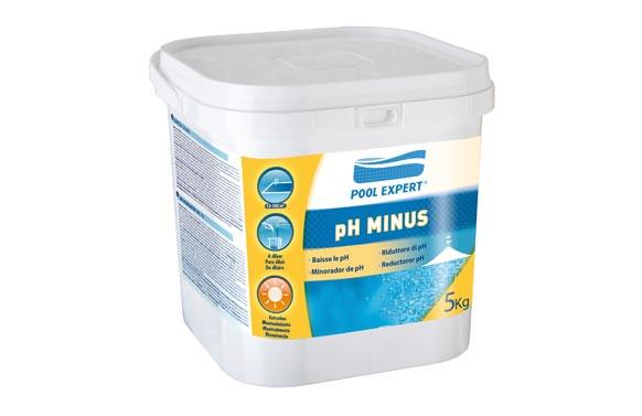 MINORADOR PH GRANULADO 5 KG