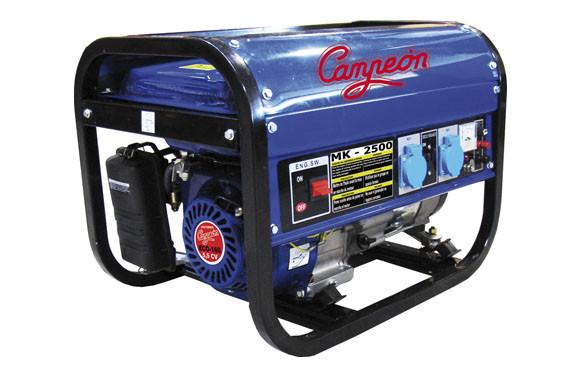 GENERADOR CAMPEON 2,2KVA 163CC MK2500