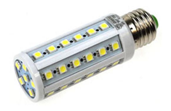 LAMPARA 42LED 8W E27-480LM LUZ BLANCA (4000K)