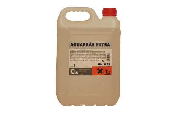 AGUARRAS PURO EXTRA 5 LTS