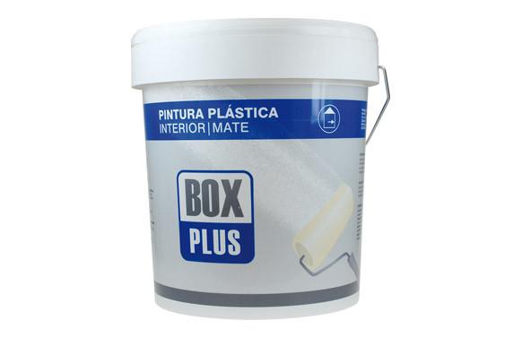PINTURA PLASTICA EXTERIOR - INTERIOR 25 KG