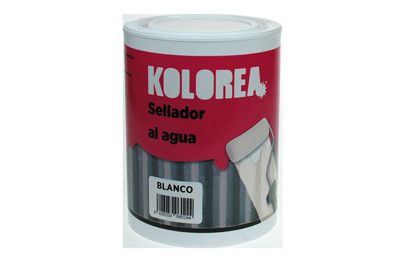 PINTURA SELLADORA AL AGUA 750ML