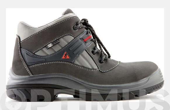 BOTA SEGURIDAD LIGHT S3 GRIS T-39